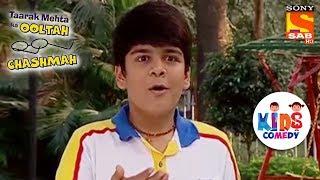 Tapu Meets A Jinn | Tapu Sena Special | Taarak Mehta Ka Ooltah Chashmah - SABTV