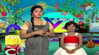 Junior Vj Episode 88 : Sanjana - MAAMUSIC