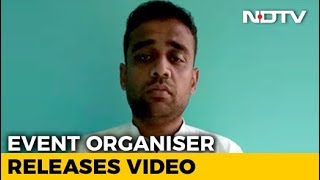 """What Is My Fault?"": Amritsar Event Organiser, In Hiding, Releases Video - NDTV"