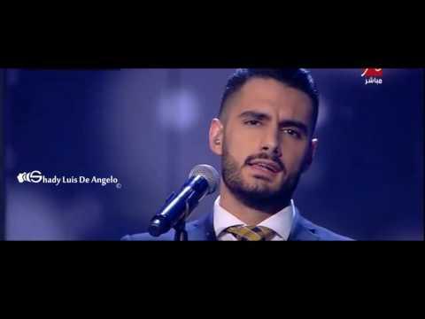عرب ايدول المرحلة النهائية يعقوب شاهين من فلسطين يا من هواه اعزه واذلني Arab Idol 2016