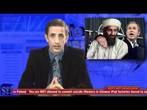 US Government Psy-Ops - The 'Killing' of Osama Bin Laden