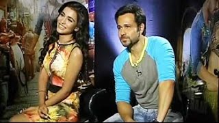 Emraan Hashmi, Humaima Malik's exclusive talk with NDTV - NDTVINDIA