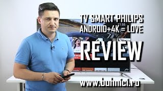 Philips 49PUS6561/12 - TV+Android+4K=LOVE
