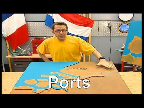 Quelle est l'histoire du port de Rotterdam ? - C'est pas sorcier
