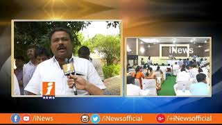 Public Fires On Khammam Municipal Officials And Govt Over Lack Of Development| Ground Report | iNews - INEWS