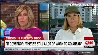 San Juan mayor grades Trump's performance - CNN