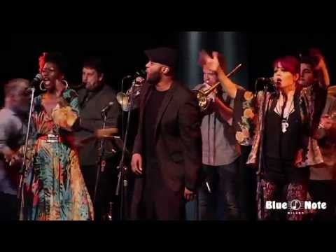 Incognito - Hats (Make Me Wanna Holler)- Live @ Blue Note Milano