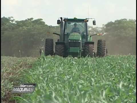 Agricultura de Precisão AMS - John Deere