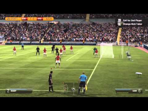 iTemp vs. FearCrads :: FIFA 13 Game 2
