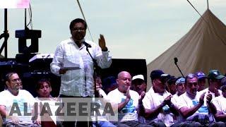Colombia prepares for FARC peace deal - ALJAZEERAENGLISH