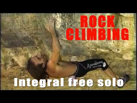Alain ROBERT the french spiderman- escalade solo