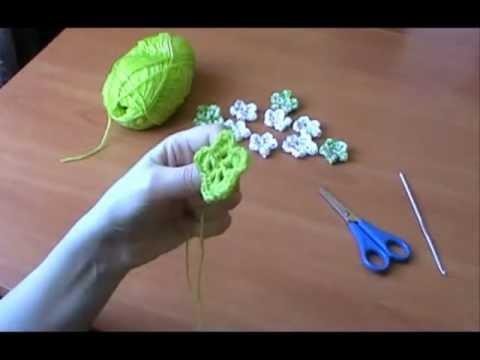 Вязание крючком - Ткань и