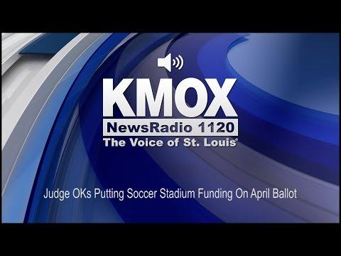 Judge OKs Putting Soccer Stadium Funding On April Ballot (Audio)
