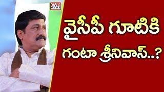 వైసీపీ గూటికి గంటా శ్రీనివాస్..? Minister Ganta Srinivasa Rao Likely To Join In YCP Party | CVRNEWS - CVRNEWSOFFICIAL