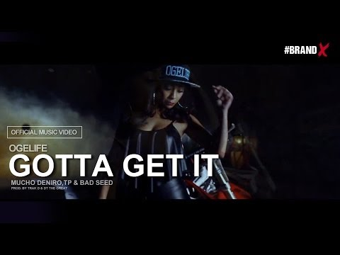 "Mucho Deniro Feat. T.P. & Bad Seed ""Gotta Get It"" Video"