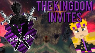 Thumbnail van JIJ IN THE KINGDOM?!? - INVITES