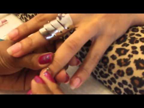 Como remover cutículas sem alicate