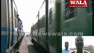 Missing man's dead body found near Uppuguda railway track - THENEWSWALA