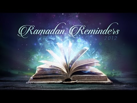Ramadan Reminder Day 10 - Divine Speech: The Qur'an is the Speech of Allah - Yasir Qadhi | July 2012