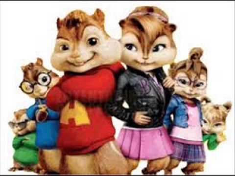 Señorita-Alvin y las ardillas