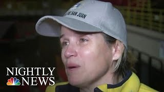 'We Need Each Other': San Juan Mayor On Reconstruction Of Devastated City | NBC Nightly News - NBCNEWS