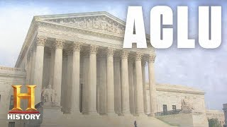 What Is the ACLU? | History - HISTORYCHANNEL