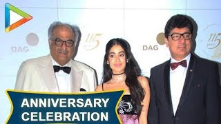 Janhvi Kapoor, Boney Kapoor and others at 115th Anniversary Celebration of Taj Mahal Palace - HUNGAMA