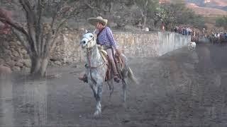 Coleaderos en San Rafael del Refugio (Colotlán, Jalisco)