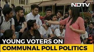 """Huge Generation Gap Between Us"", Say Youth About Politicians - NDTV"