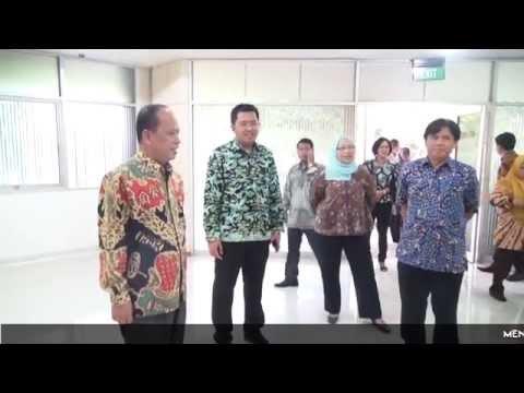 Menristekdikti Kunjungi BTMP BPPT Serpong