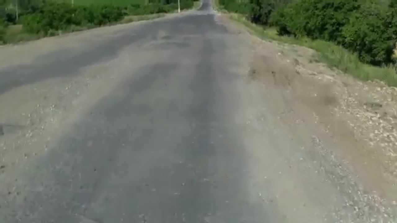 Un drum degradat. Porumbrei – Cimișlia