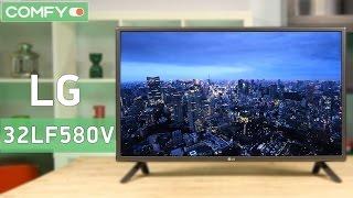 LG 32LF580V - умный телевизор с Full HD разрешением - Видео демонстрация