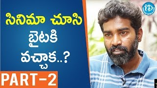 Director Kishore Tirumala Exclusive Interview Part #2 || Talking Movies With iDream - IDREAMMOVIES