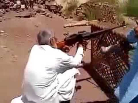 Funny Video of an Old Man Pathan