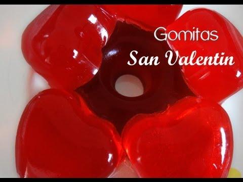 Gomitas San Valentin (gummies)