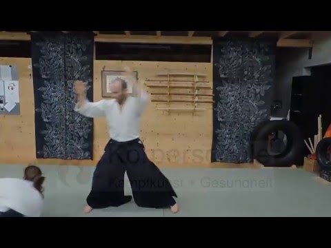 Aikido Slowmotion - The Beauty of Aikido - The Flow and Dynamic of Movement