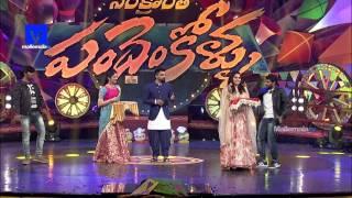 Sankranthi Pandem Kollu Promo 5 | Pandem Kollu 2017 | Jabardasth | Dhee Jodi teams - MALLEMALATV