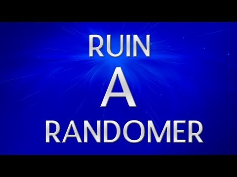 Ruin a Randomer Ep. 96 - End of FIFA 12 [SUPER TEAM]