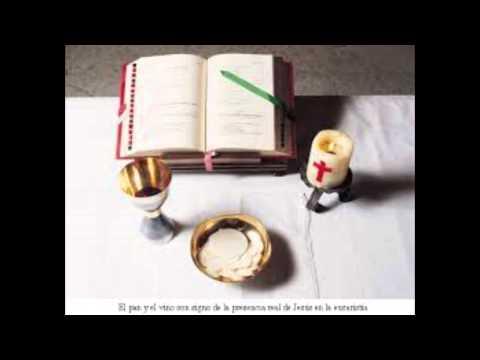 Leccion 20 de la Pascua Judia a la Eucaristia Cristiana que es la pascua judia