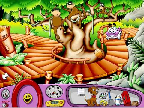 Putt-Putt Saves The Zoo Full Playthrough