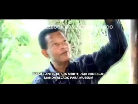 ANTES DA MORTE JAIR RODRIGUES MANDA RECADO PARA MUSSUM