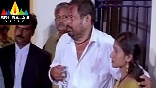 Koothuru Kosam Movie Narayana Murthy Action Scene in Police Station || R Narayan Murthy - SRIBALAJIMOVIES