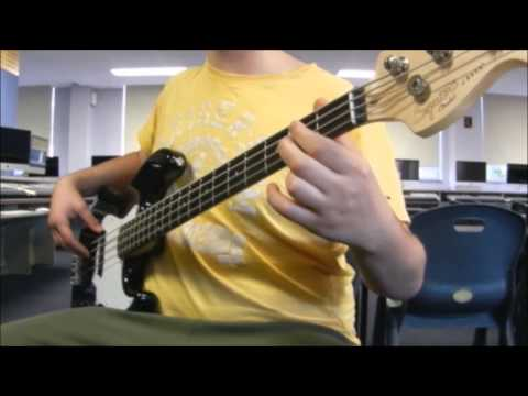 Special Agent Oso - Theme Song | Bass Cover