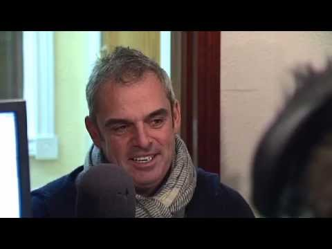 Irish Golfer & Ryder Cup Hero Paul McGinley's Interview on the Shaun Doherty Show Highland Radio