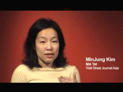 MinJung Kim, MA '04: The Most Important Journalism Skill