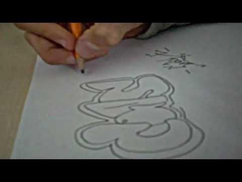 Tutorial: come creare il proprio graffito