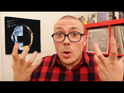 Daft Punk - Random Access Memories ALBUM REVIEW