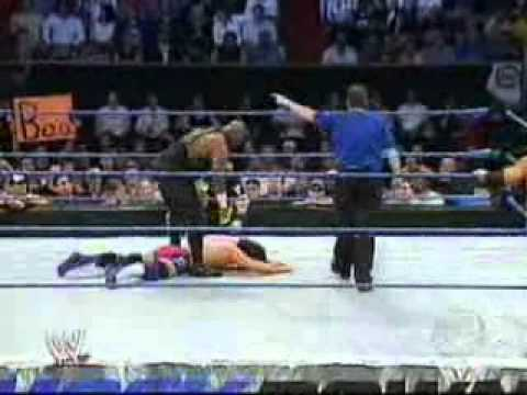 WWE Smackdown (2004) - Dudley Boyz vs. Paul London & Billy Kidman - Tag Titles