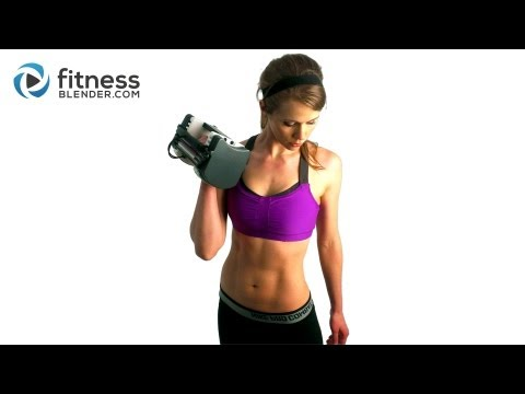 Fitness Strength Training Video