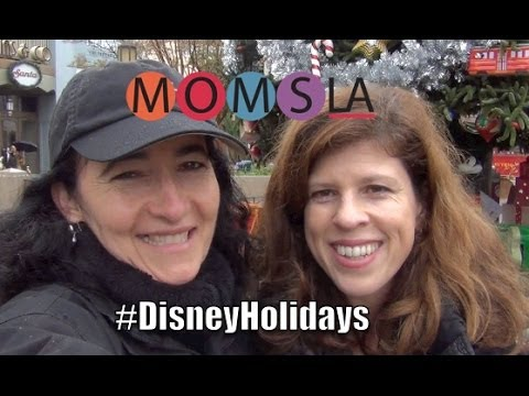 Disneyland + California Adventure Holidays #DisneyHolidays